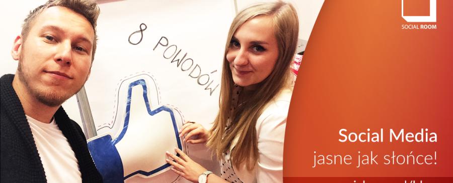Social Media, Prowadzenie profilu, fanpage, Social Room, Bydgoszcz, Media społecznościowe,